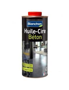 Huile-Cire Béton - Blanchon
