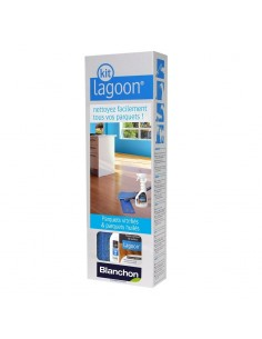 Kit Nettoyant Lagoon avec vaporisateur 0.5L - Blanchon