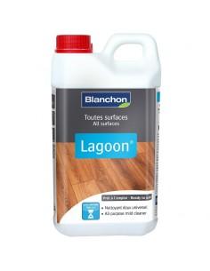 Nettoyant Lagoon pour parquets vitrifiés et huilés 2.5L - Blanchon