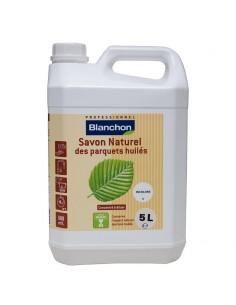 Savon Naturel Incolore des parquets huilés 5L - Blanchon