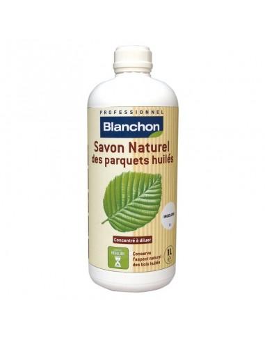 Savon Naturel Incolore des parquets huilés 1L - Blanchon