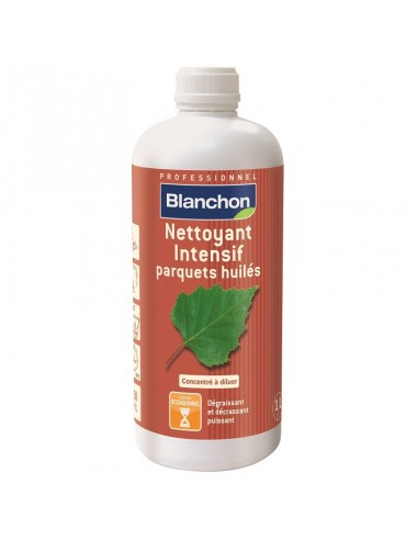 Nettoyant Intensif des parquets huilés - Blanchon