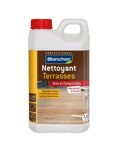 Nettoyant terrasse - Blanchon