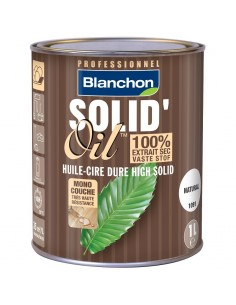 Solid Oil Naturel - Blanchon