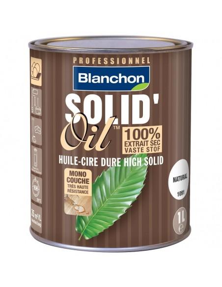 Solid Oil Naturel - Blanchon