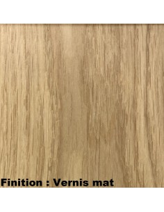 Parquet Otello 139 - 12mm Chêne authentique verni topaze