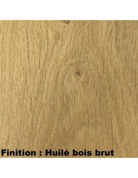 Echantillon Parquet Diva 184 - 12mm Chêne authentique opale