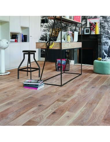 sol stratifi effet parquet ch ne montagne brun mammut. Black Bedroom Furniture Sets. Home Design Ideas