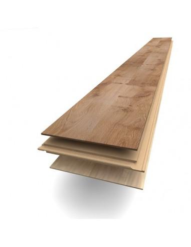 sol stratifi effet parquet castanea robusto. Black Bedroom Furniture Sets. Home Design Ideas